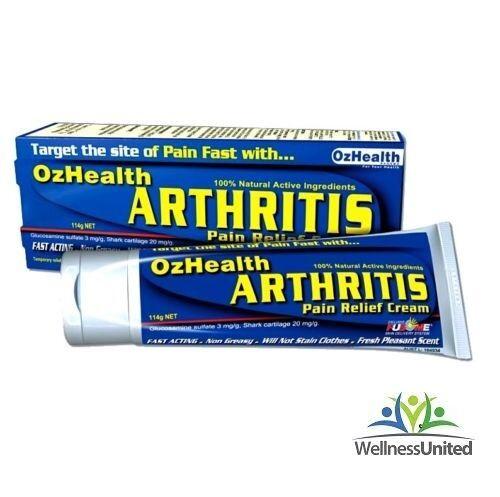 Ozhealth Arthritis Cream