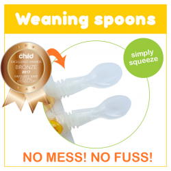 weaning spoons