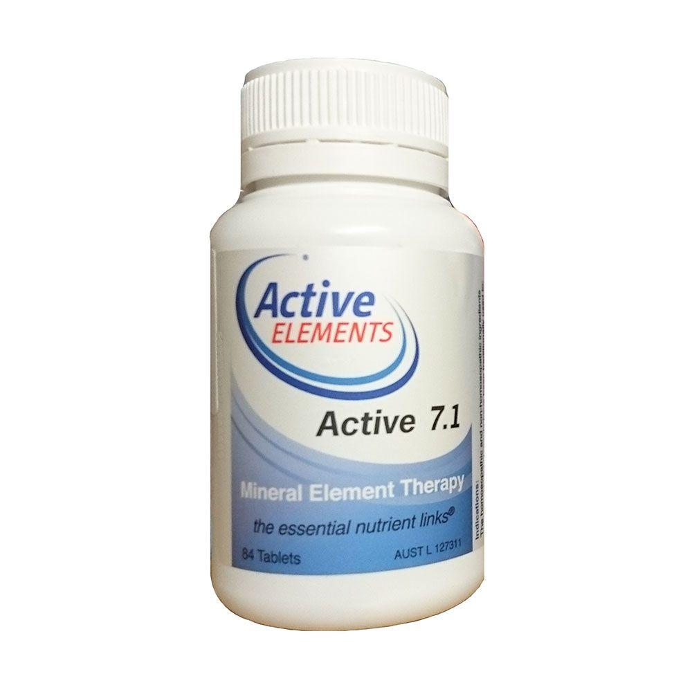 Active Elements Active 7.1